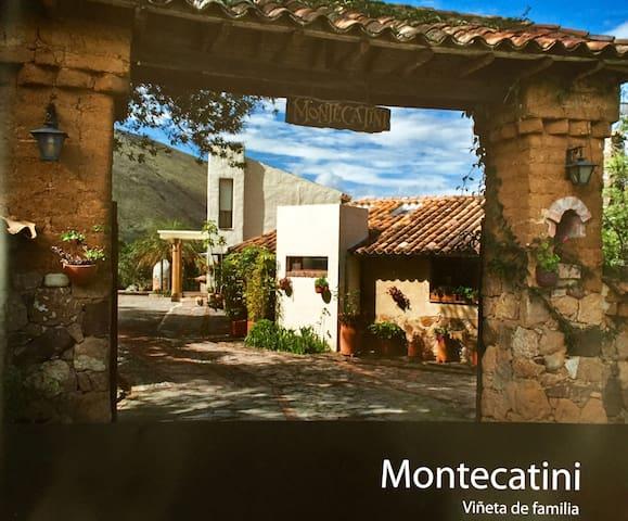 Montecatini country house - Boyaca - Dům