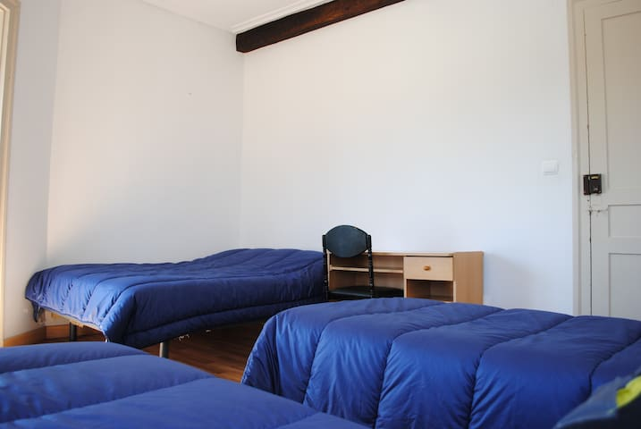 Tu habitacion en Herrera de Camargo