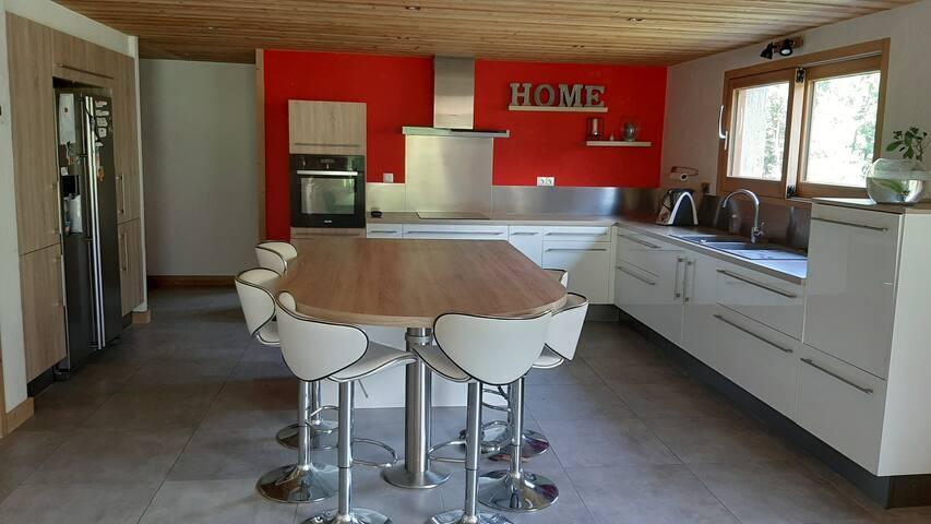 Maison rénovée proche de la Clusaz/ Grand-bornand