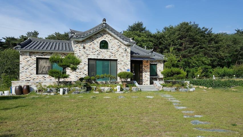 홍성 별장 휴식처