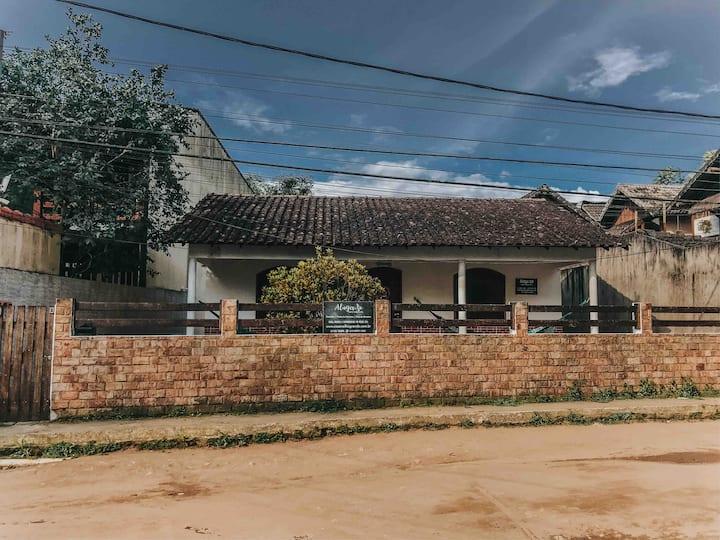 Casa na Vila do Abraão Ilha Grande