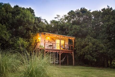 El Nido - Casa Del Árbol-Treehouse
