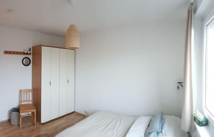 Vintage natural room in Prenzlauer Berg
