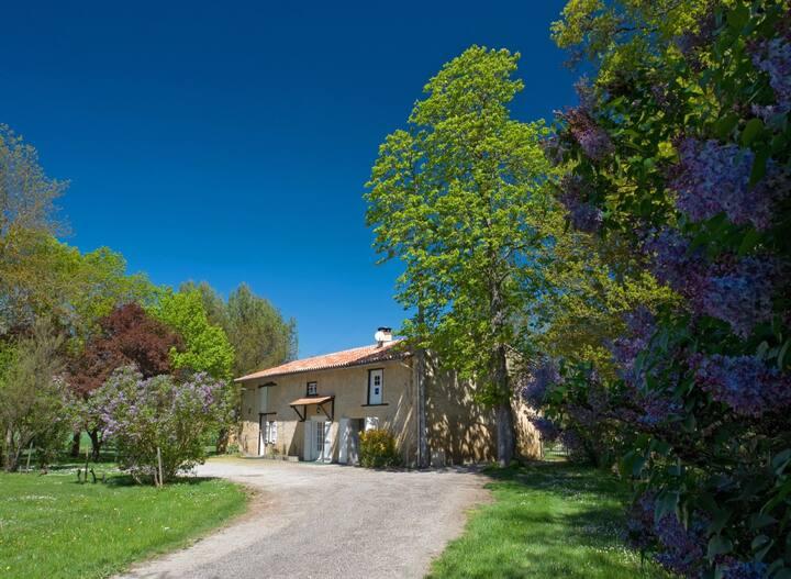 Le Cottage de La Commanderie, proche de Mirepoix