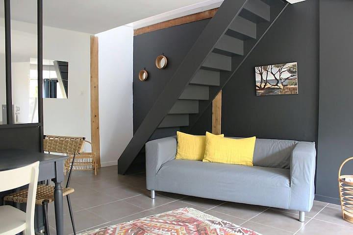 petite maison de charme de 50 m2 - Écully - Дом