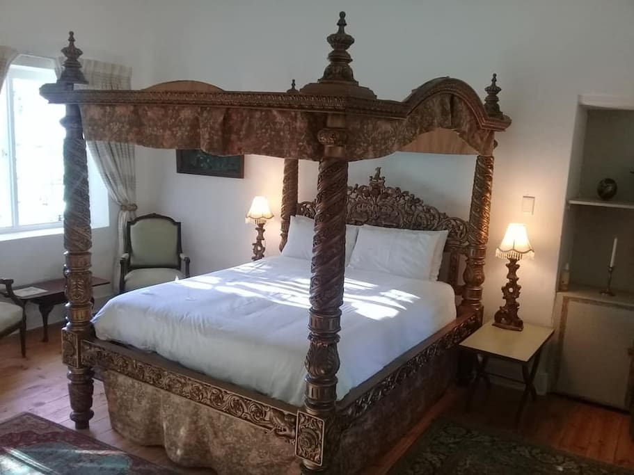 Bellingham Homestead, Four Poster Suite