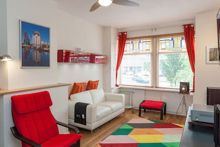 Newly Refurbished Apartment Rotterdam City Centre - Rotterdam