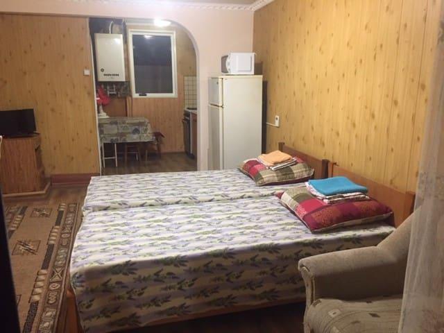 Недорогое уютное жилье в центре