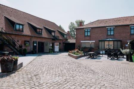 Maison à la campagne jusque 30 pers - Comines-Warneton - Ház