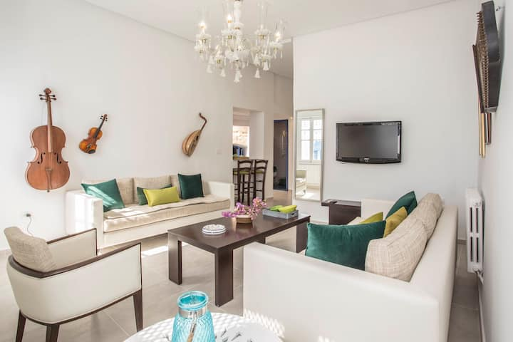 L'appartement des Musiciens - Sidi Bou Saïd