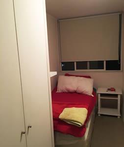 Cómoda habitación, grato ambiente. - San Miguel - Condominium
