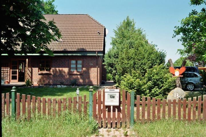 Haus Sonnenvogel - Born am Darß - Casa