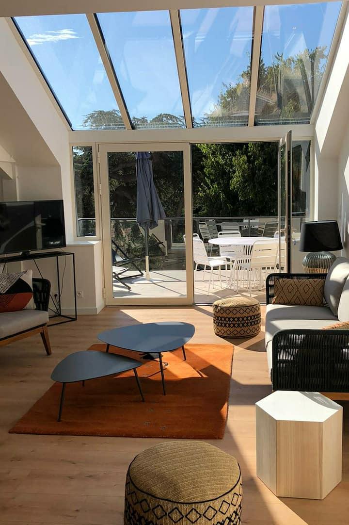 * Luxueux appartement en hyper centre de Millau *