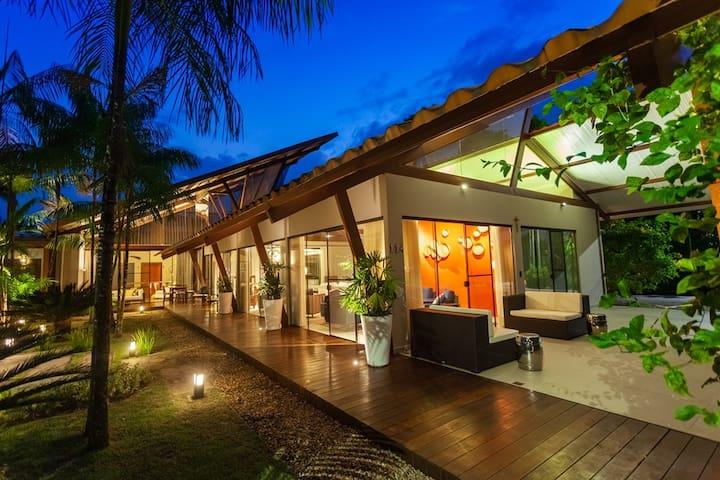Luxurious Amazonian House