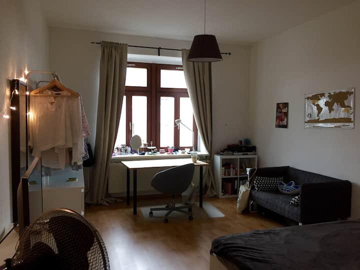 WG-Zimmer in Dresden-Pieschen zur Zwischenmiete