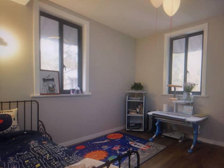 Nordic style room