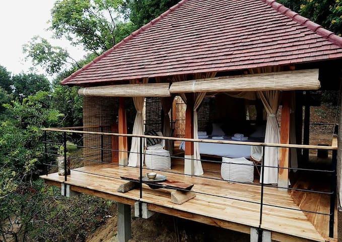 Forest Pavilions - Living Heritage Koslanda