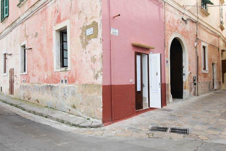 Depandance vista mare centro storico