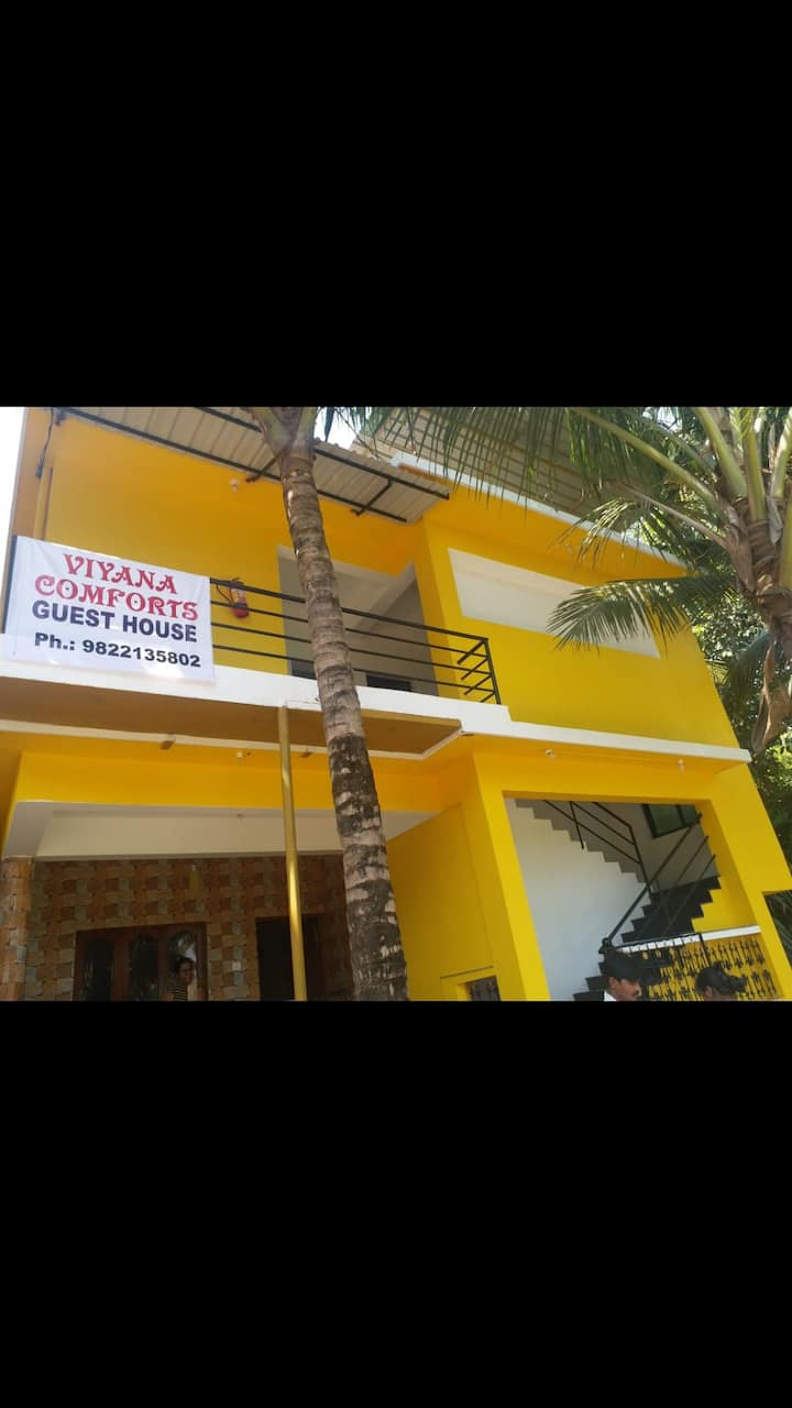 viyana comforts guesthouse in Calangute