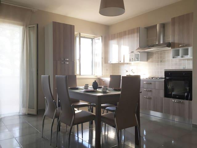 Appartamento nuovissimo e luminoso a venetico
