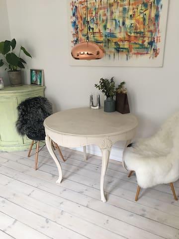Charming apartment in Frederiksberg (Copenhagen)