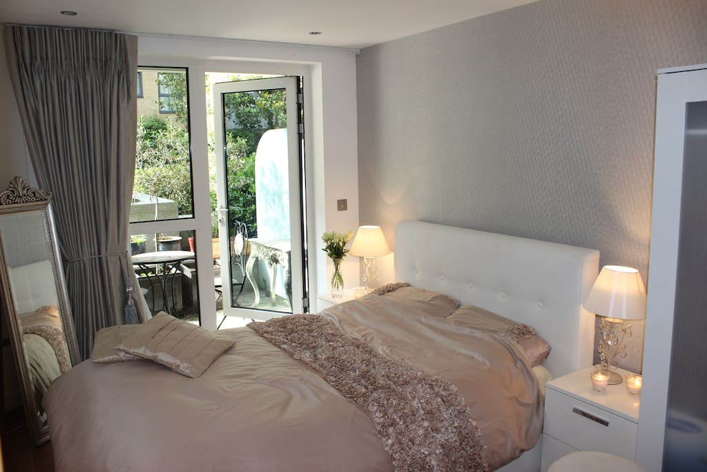 Double Bedroom with private terrace