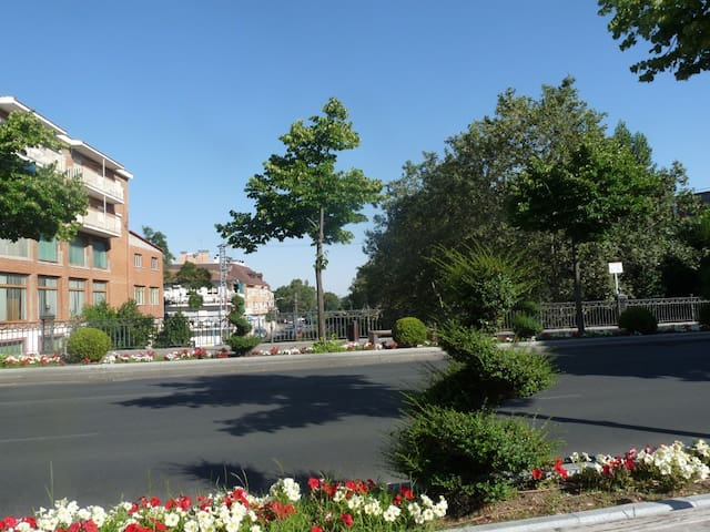Apartment - 15 km from the slopes - Collado Villalba - Apartamento