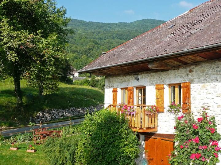 Gite  3***  entre  le lac d'Annecy et du Bourget