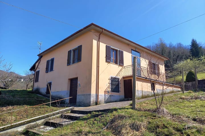 Delightful Villa in Pieve San Lorenzo-Lucca with BBQ