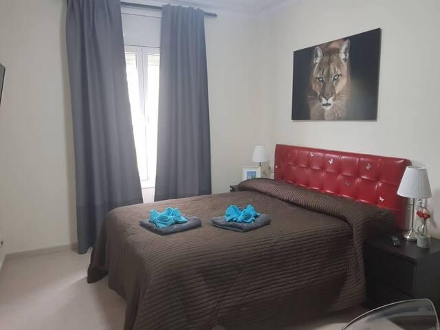 Cozy and bright room near Pl.Cataluña