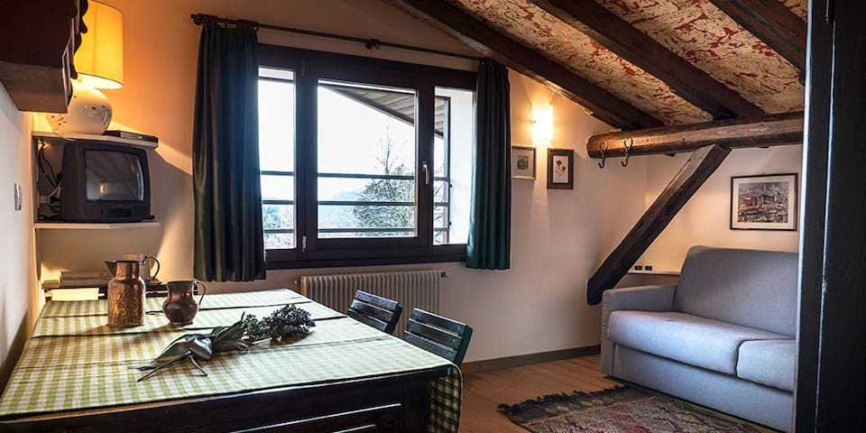 Villa Margherita - Appartamento Le Ortensie - Anduins - Wohnung