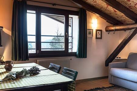Villa Margherita - Appartamento Le Ortensie - Anduins - Leilighet