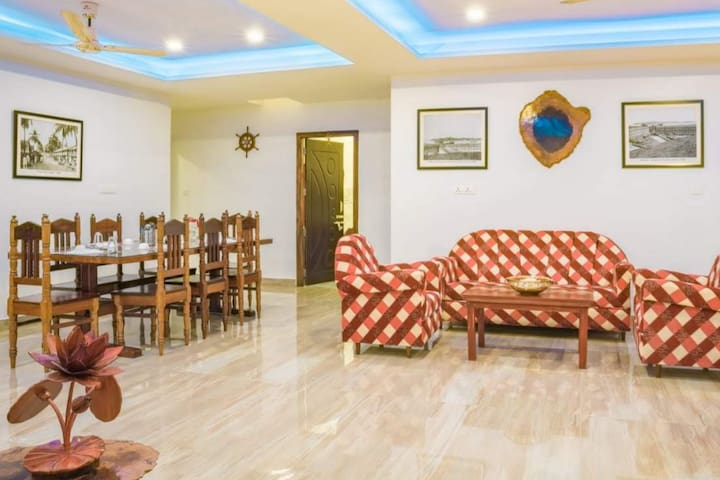 SRN A- Home away from home SriRadha Nivas Homestay