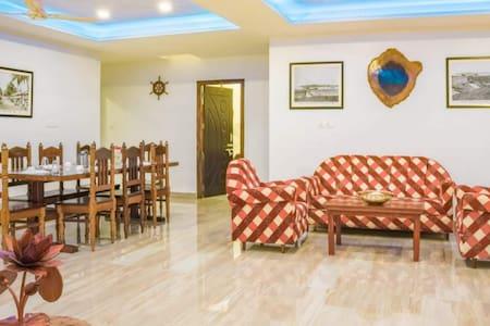 SRN A- Home away from home SriRadha Nivas Homestay