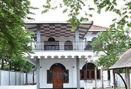 The Jaffna Fort House