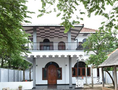 The Jaffna Fort House