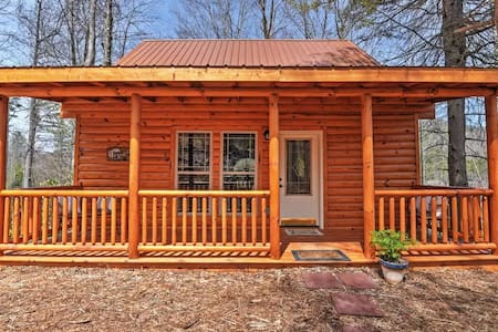 Secluded 2BR Roan Mountain Cabin - Roan Mountain