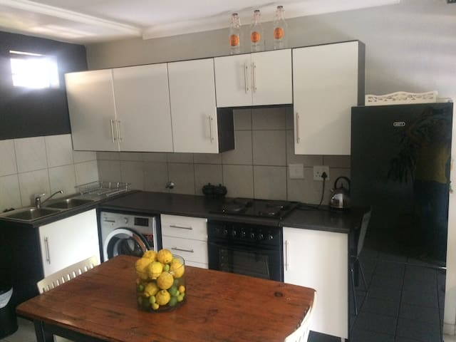 Dont worry about making a mess, thats what kitchens are for...