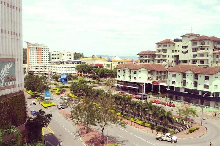 Great Double Or Twin Superior At Kota Kinabalu