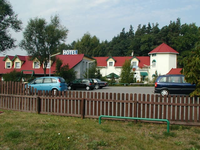Hotel Zdrojewo, 2 persons Superior room B