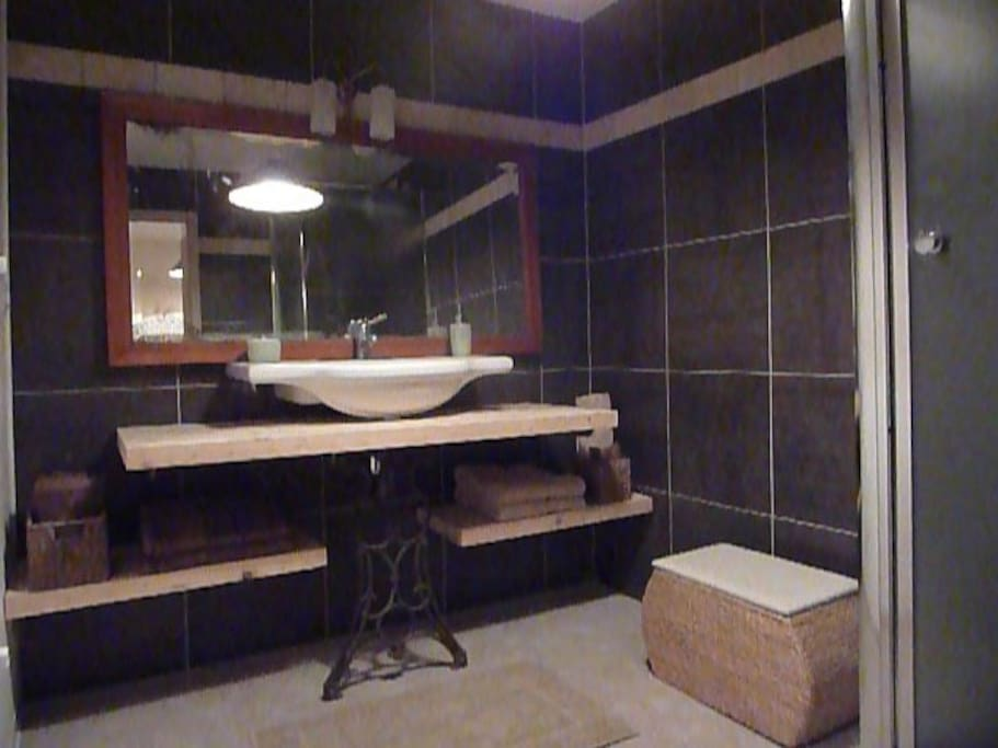 Salle de douche 7m2