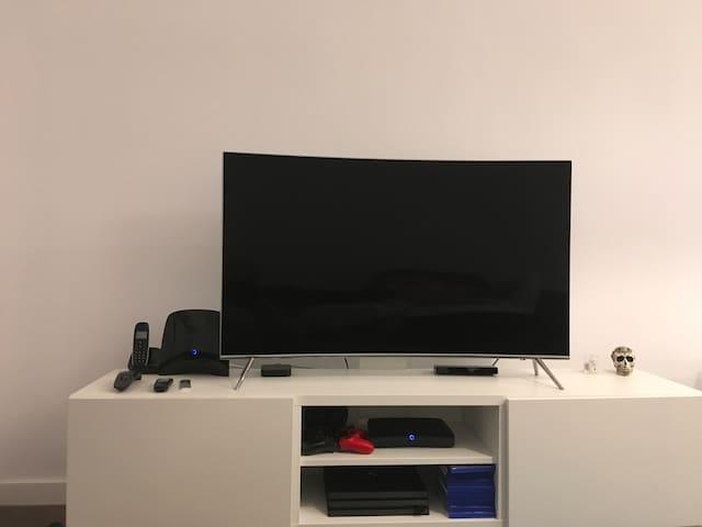 Apartamento com design moderno. - Amadora - Huoneisto