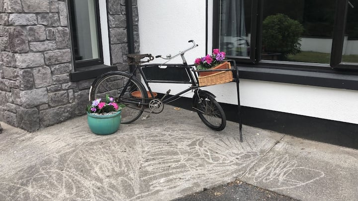 county Galway (Mountbellew) large house sleeps 9
