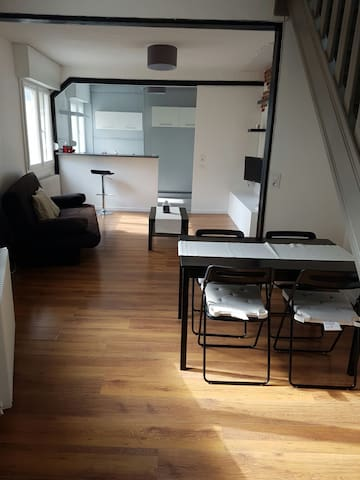 Duplex 87m2 - Reims - Appartement