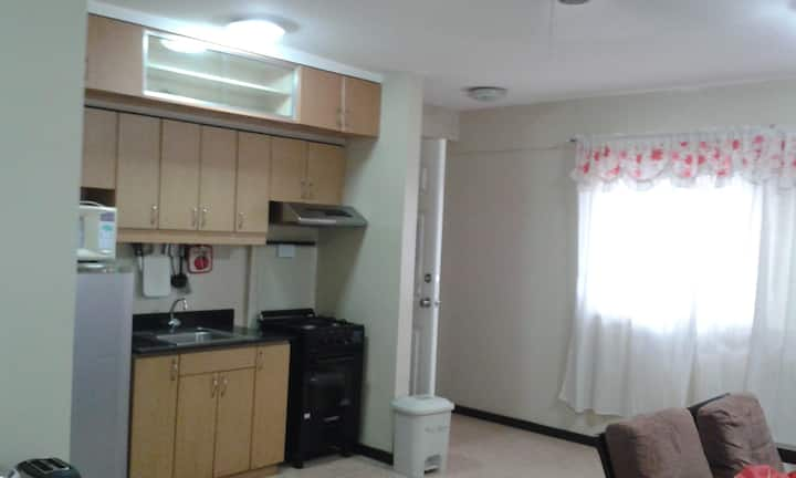 Quiet 2br  and  far from the busy main street