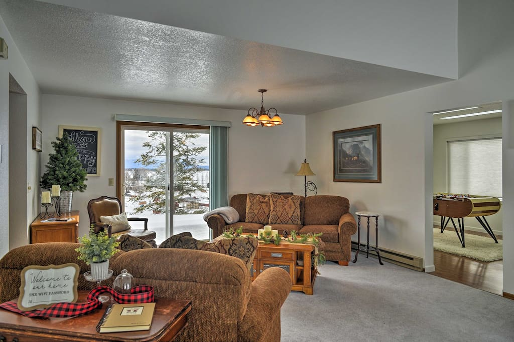 The home boasts 2,700 square feet of well-appointed living space.