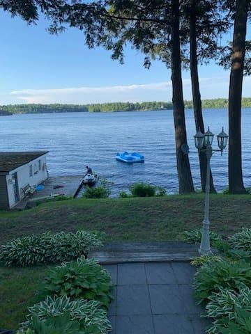 Lake Muskoka Getaway