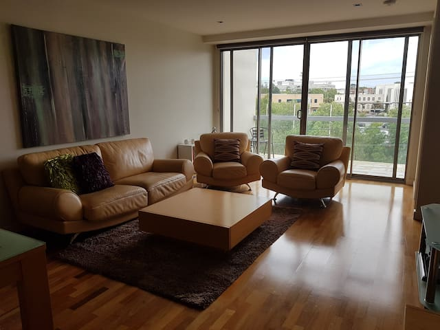 Executive Suite or family of 4. City View, perfect
