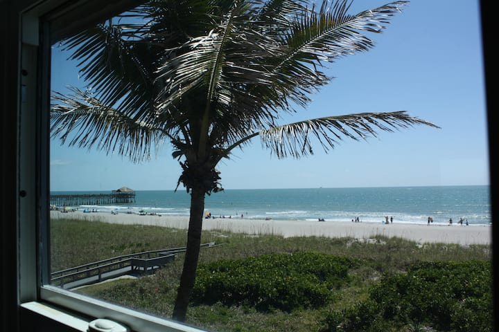 Direct Oceanfront - Cocoa Beach Club - Unit 203