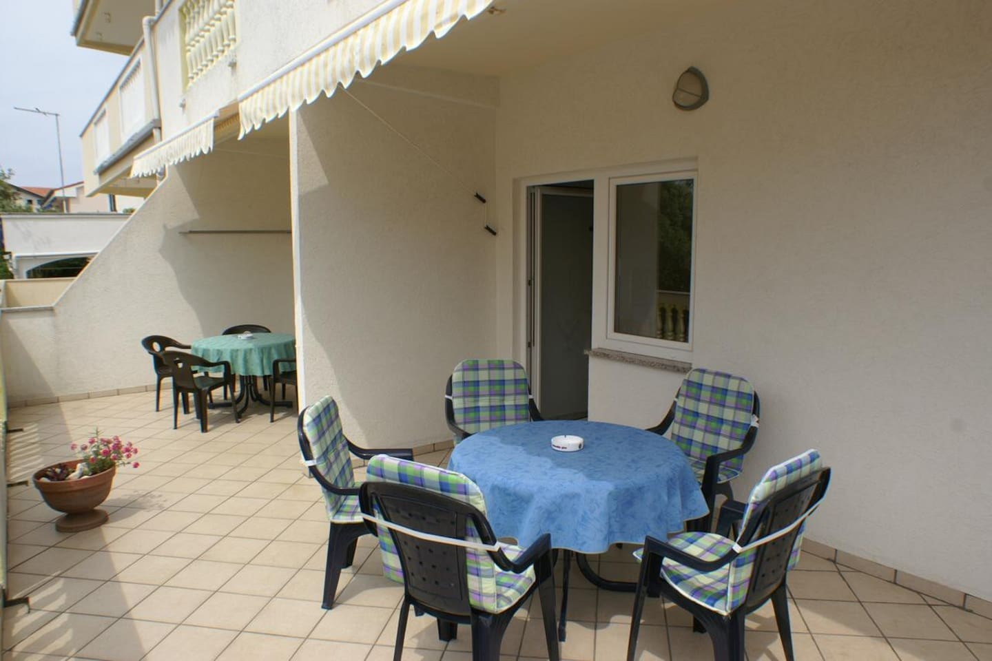 Terrace, Surface: 18 m²